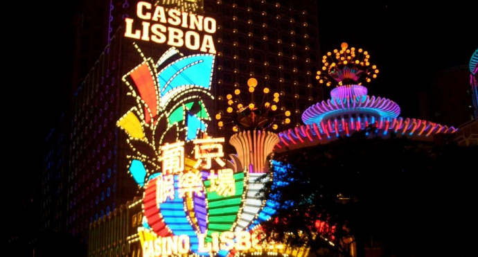 Casino Lisboa, Portugal