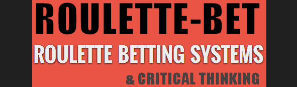 roulette betting systems and strategies