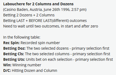 win system 2 columns