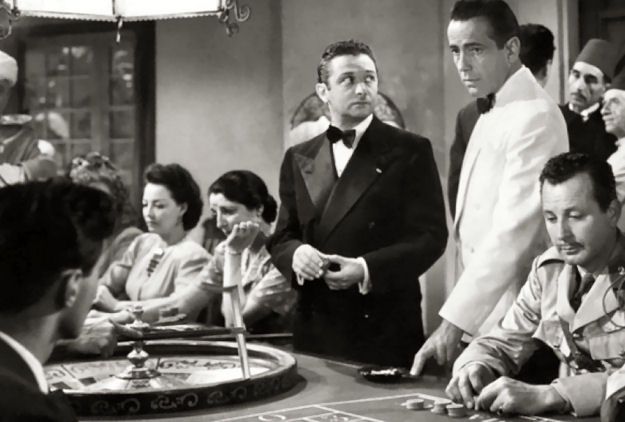 Casablanca roulette movie
